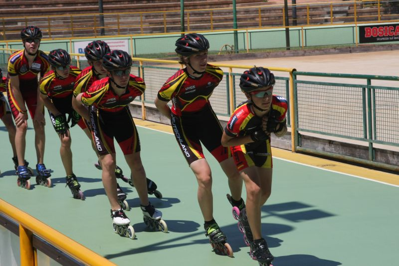 Training statt Rennen in San Benedetto
