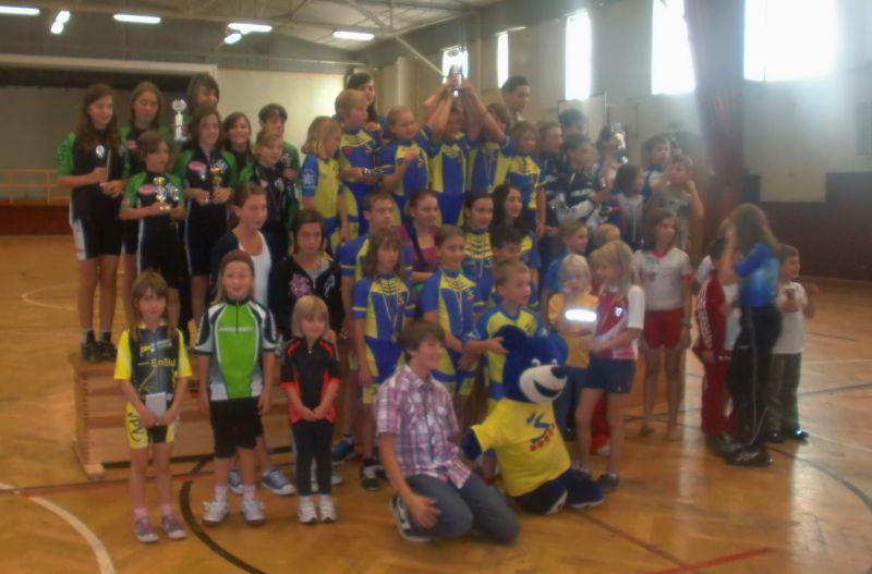 Die Teilnehmer des Löwen-Cups am Bodensee 2011