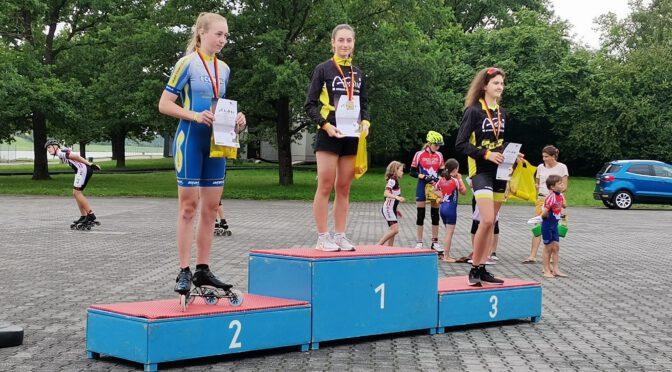 Saskia Kotz ist neue Deutsche Meisterin im Halbmarathon